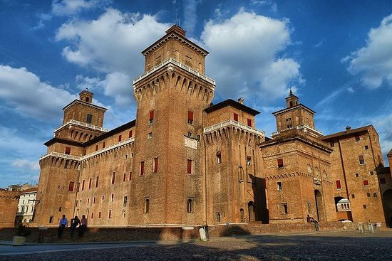 Ferrara Walking Tour