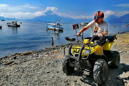 Lake Atitlan ATV Tour