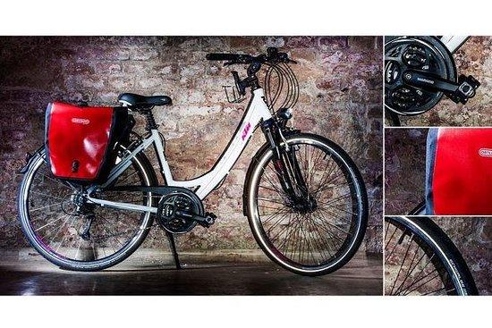 Vienna to Budapest Bike Rental 7 Day...