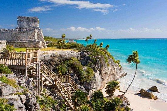Ausflug nach Tulum, Coba, Cenote und...