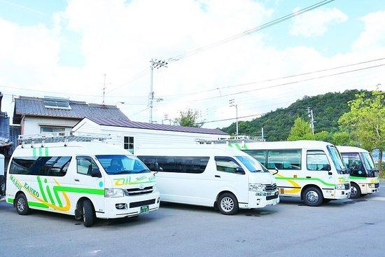 Une excursion d'une journée dans la préfecture et les îles depuis...
