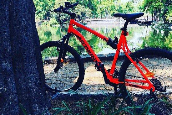 Bike Tour in Mexico City Resmi