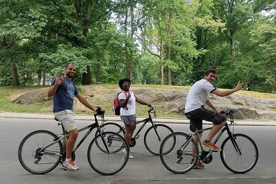 手頃な価格のセントラルパーク自転車レンタル