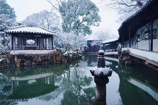Lille gruppe: Privat tur til Suzhou...