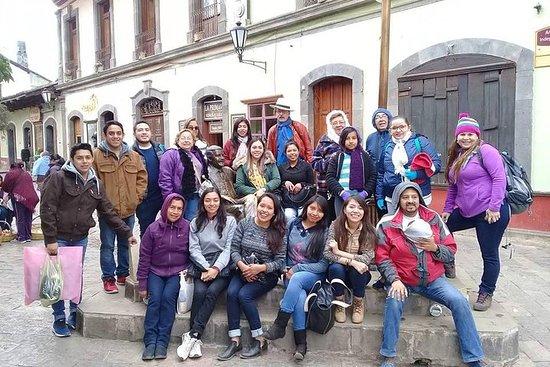Visite privée de Zacatlan et de Chignahupan