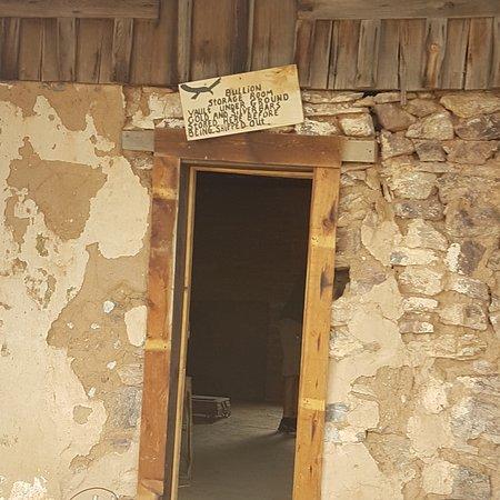 Villaggio minerario abbandonato a vulture mine