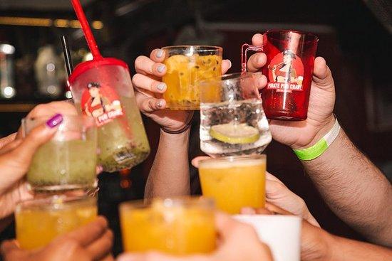 伊帕内玛(Ipanema)星期二:Caipirinha课堂+酒吧爬行