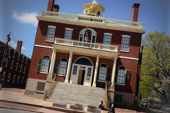 Salem Excursion: Half Day Walking Tour Resmi