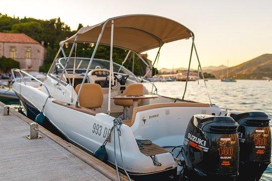 Dubrovnik Islands Tour - luxe ...