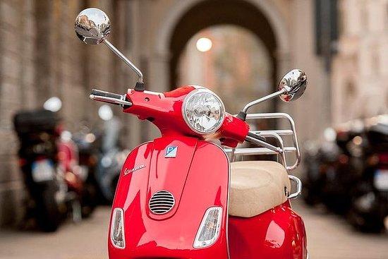 Tour privado de Vespa en Florencia...