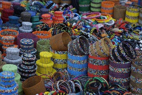 Nairobi souvenir Shopping Halv dagstur