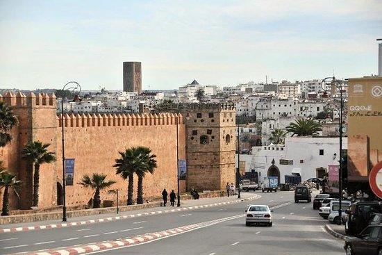 Dagstur fra Casablanca til Rabat