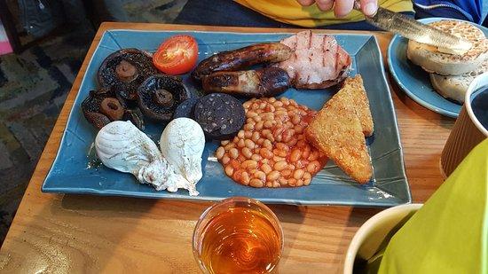 Unlimited breakfast