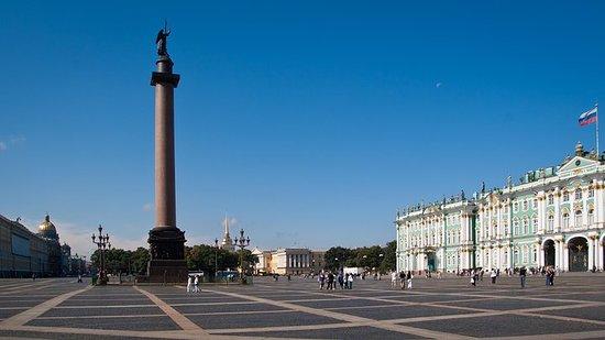 Sint-Petersburg privé 3-daagse ...