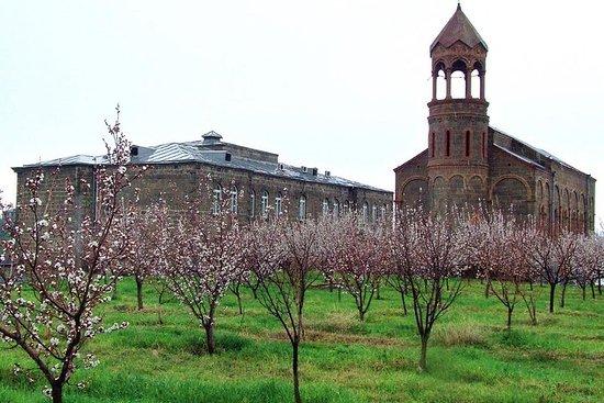 Privat tur till Oshakan, Karmravor, Hovhanavank, Saghmosavank klostrar