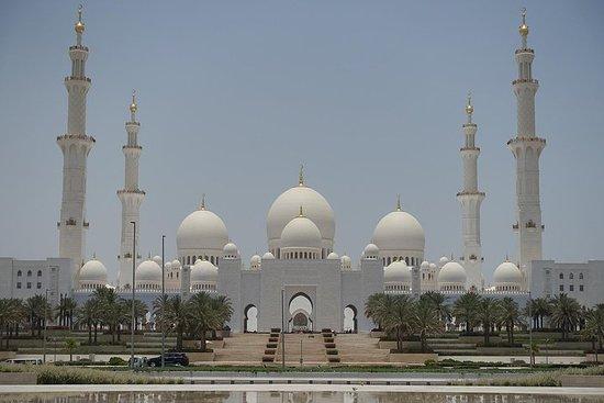 Abu Dhabi City & Sheikh Zayed Mosque...