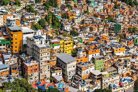 Wandeling door Rocinha favela