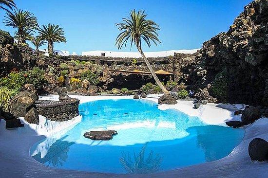Ontdek het hele eiland Lanzarote in 2 ...