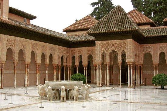 アルハンブラ:ナスリッド宮殿&GeneralifeチケットとAudiogui…