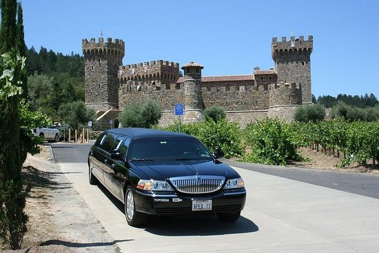 8-timers privat limo (op til 8 pass...