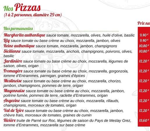 Distributeur Pizzas Avis De Voyageurs Sur Pizzeria Chez Toto Meslay Du Maine Tripadvisor