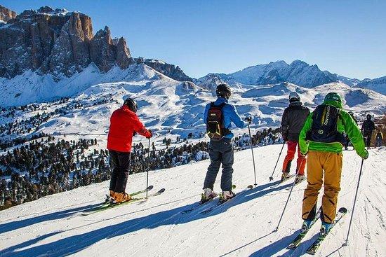 Sellaronda ski & Snowboard Tour