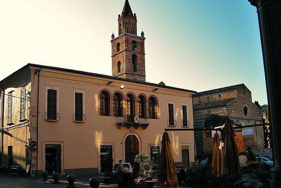 Privat overføring: Civitavecchia Port til Teramo og omvendt