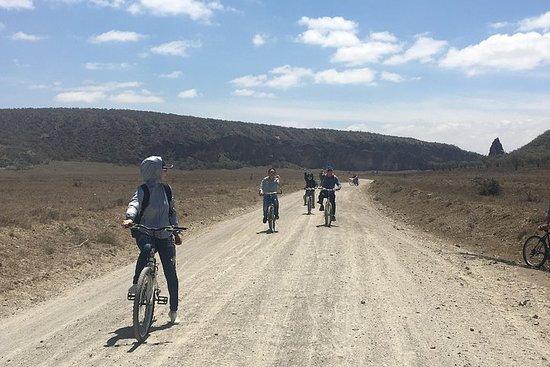 1 giorno Hells Gate Biking Safari