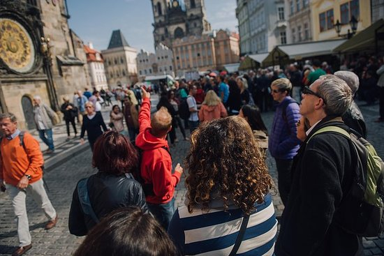 Small-Group Prague City Walking Tour...