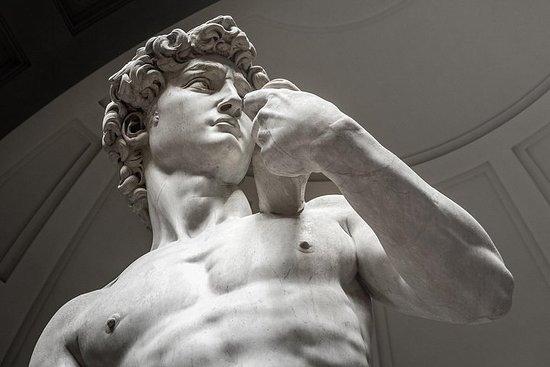 免排隊:佛羅倫薩學院和烏菲茲美術館小團體之旅