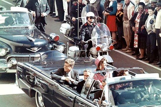 JFK Assassination Bus Tour + Oswald...