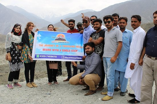 6 jours de voyage à Hunza