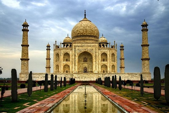 Excursion au Taj Mahal en Gatimaan...