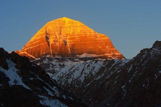 15 jours Visite de groupe du pèlerinage de Kailash et Manasarova