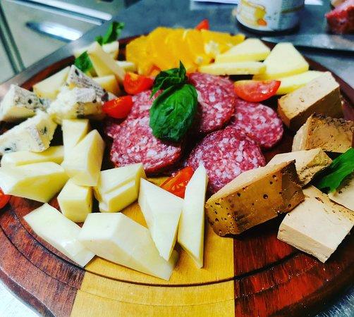 Tagliere Salumi e formaggi