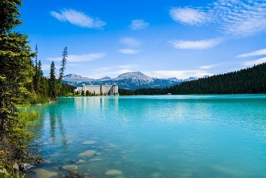 Rockies Relax Summer Tour fra Calgary
