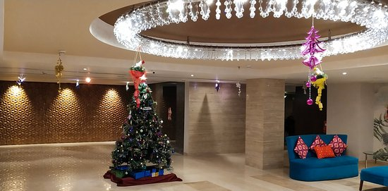 Christmas Decorations at Regency Tirunelveli