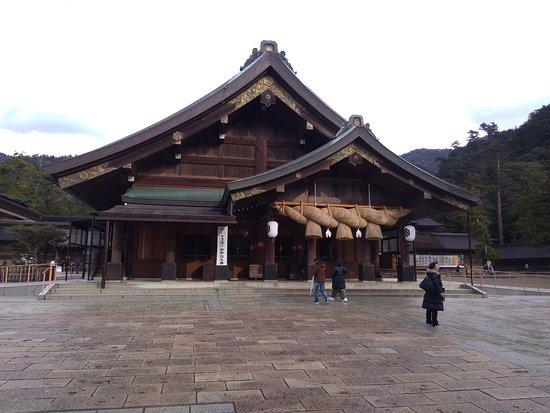 Izumo Taisha Shrine Haiden