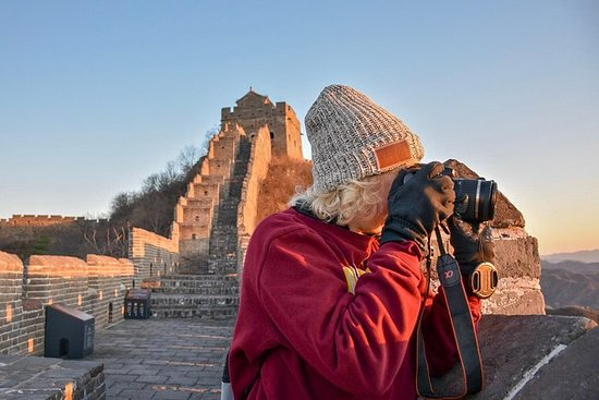 Private Jinshanling Great Wall Sunset Tour Guide Service ...
