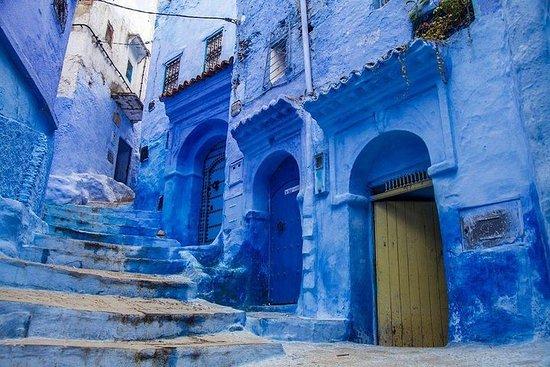 Chefchaouen Dagstur Fra Fez-billede