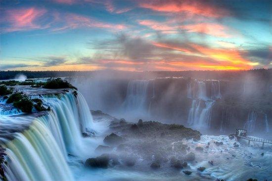 Cascate di Iguaçu - Tour di mezza