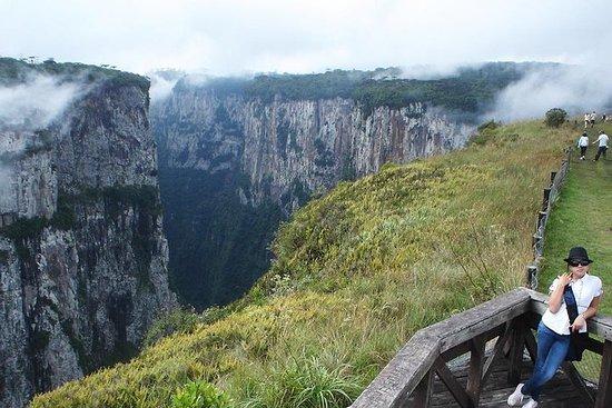 Circuit du Gramado Itaimbezinho Canyon