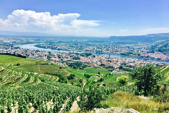 Northern Rhône Valley Customizable Private Day Tour with Wine Tasting...