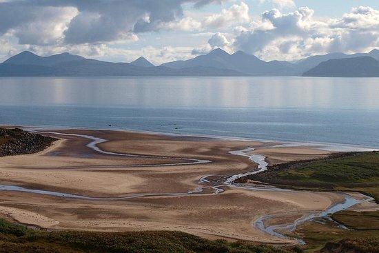 Applecross, Loch Carron et les...