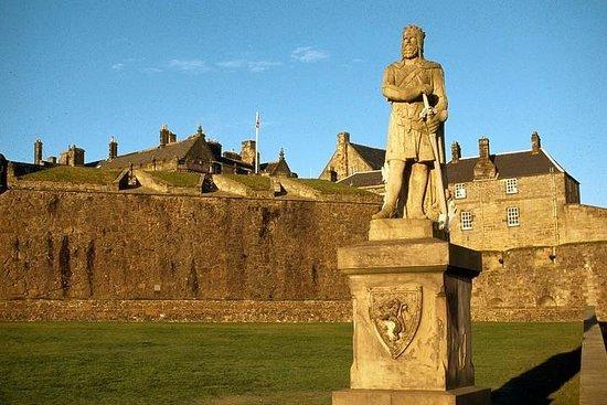 Loch Lomond, Stirling Castle og Kelpies...