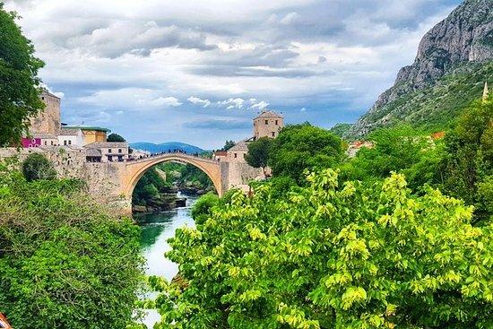 Mostar, Blagaj & Kravice Watervallen ...