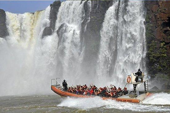Gran aventura en las cataratas...