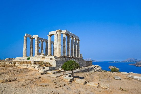 Sounio Private Half Day Tour fra Athen...