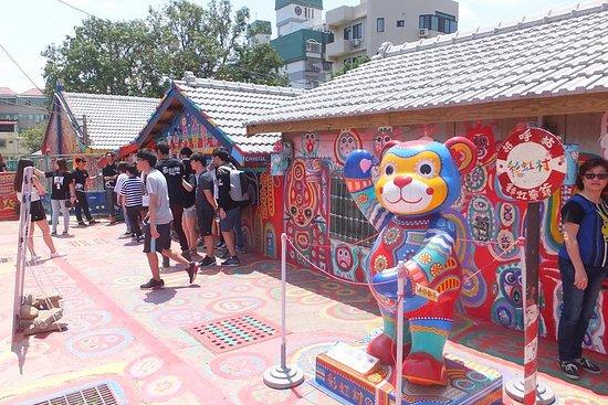 En-dags tur-pakke i Taichung by