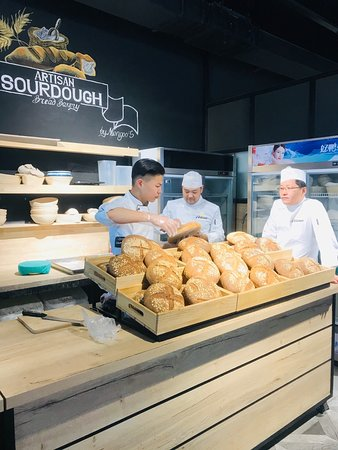 Artisan Sourdough Bakery